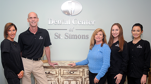 Dental Center of St. Simons Staff